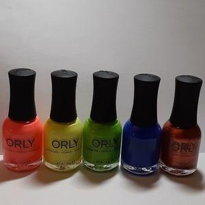 ORLY Nail polish